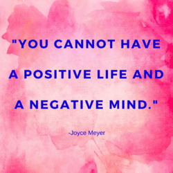 Controlling Negativity